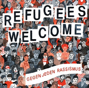 Refugees Welcome (Musik-CD)