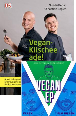 Vegan-Klischee ade! Das Kochbuch + VEGAN EP