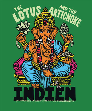 The Lotus and the Artichoke – Indien (deutsche Ausgabe)