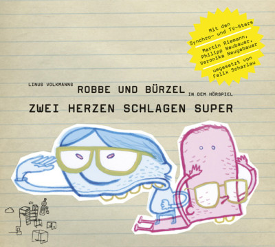 Robbe und Bürzel (CD)