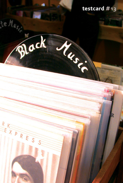 testcard #13: Black Music